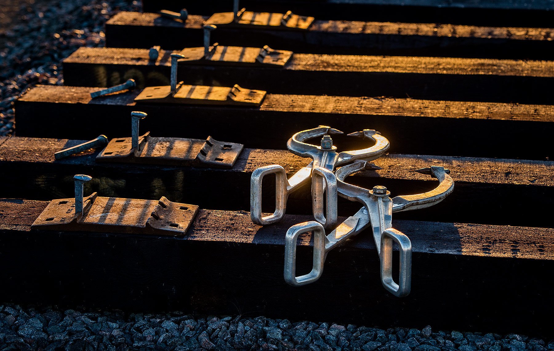 Railroad Work Tools