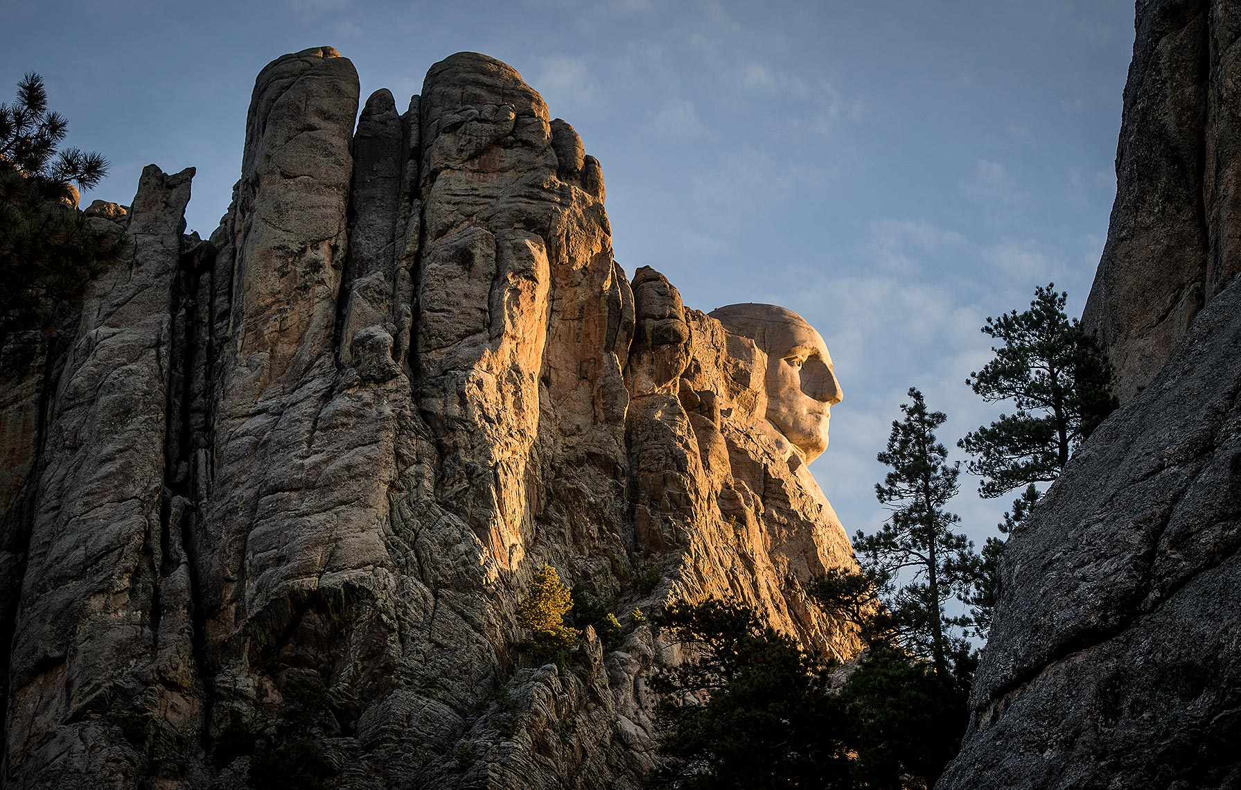 Mount Rushmore Photography