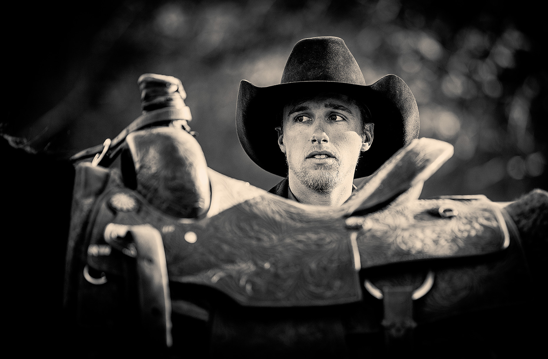 Cowboy Photography in the Midwest