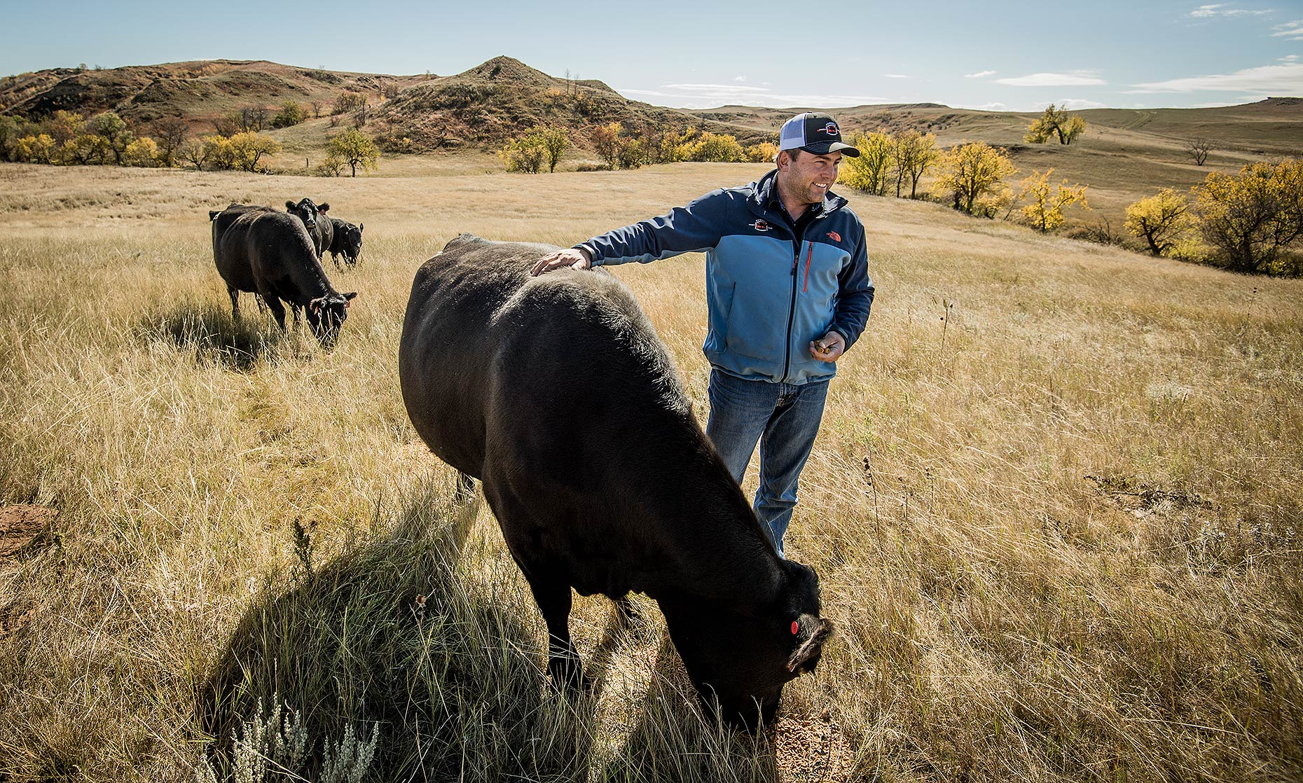 Cattle Rancher Portrait