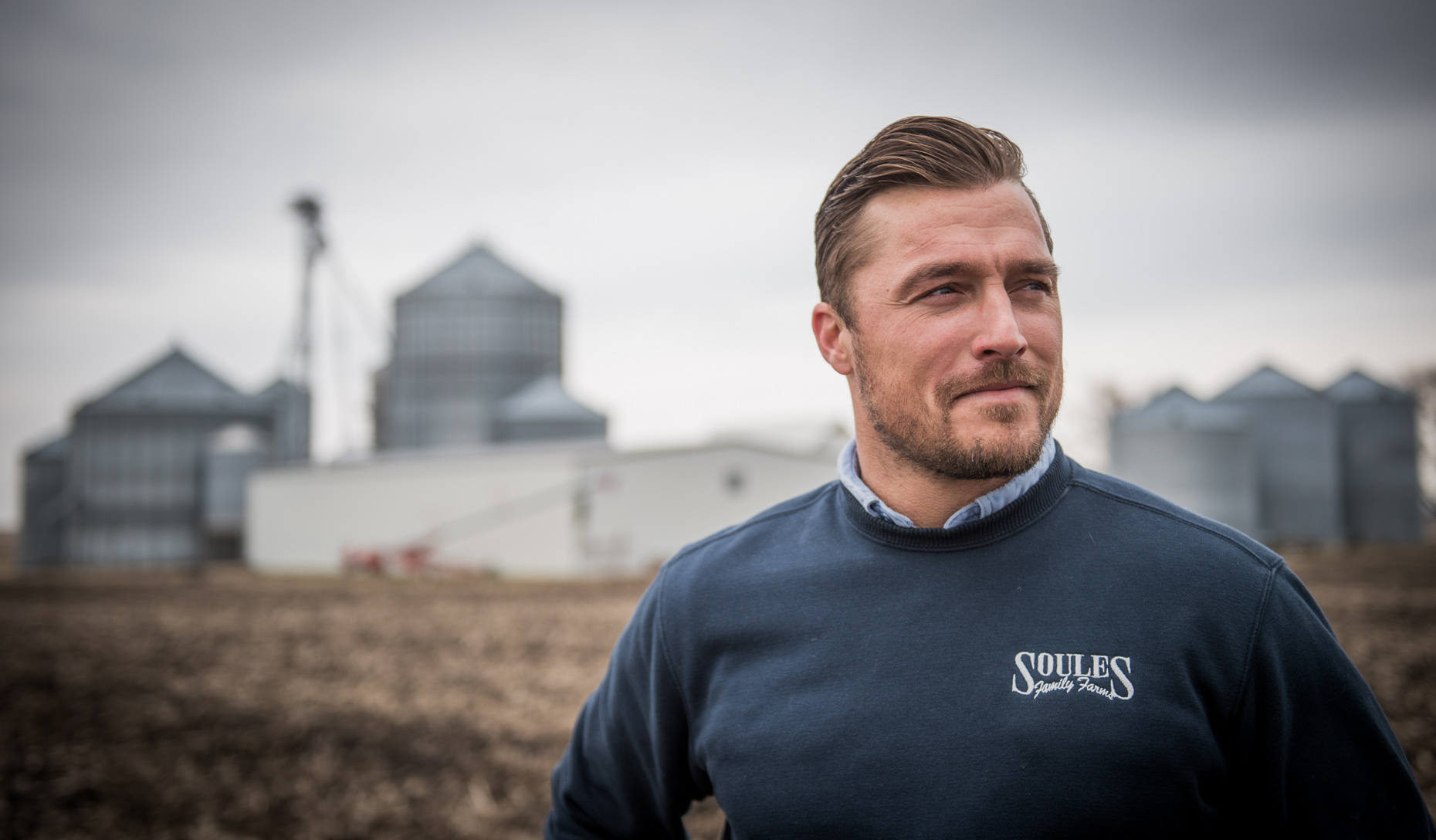 Chris Soules Portrait