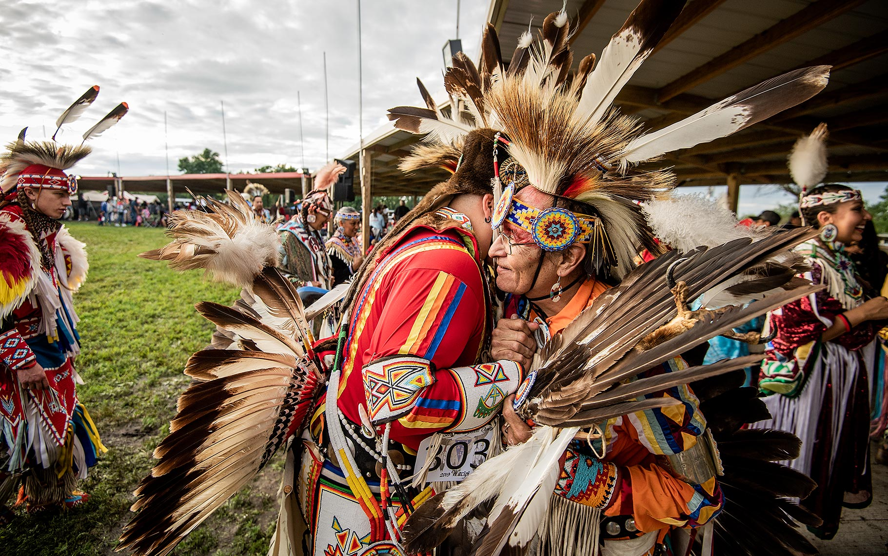Native American Dancer Photographs