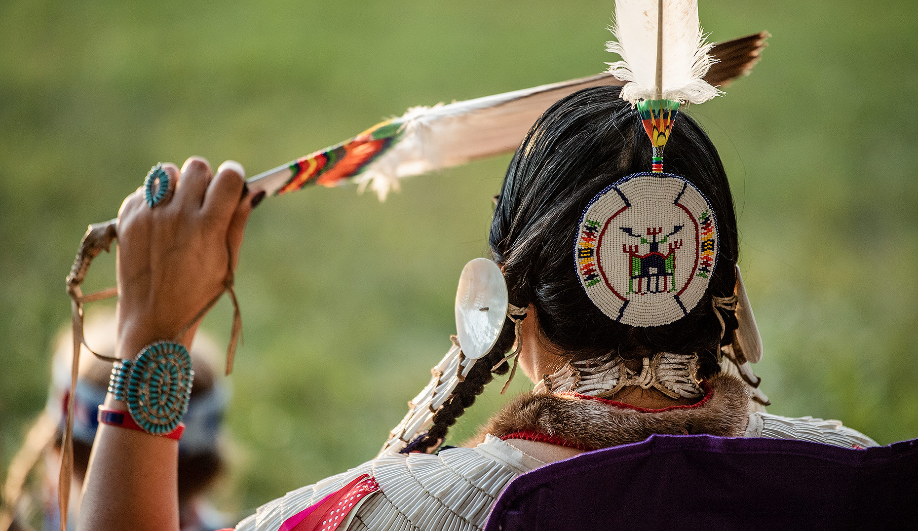 Native American Powwow Photograph